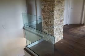corrimano luminoso scale e corrimano in vetro vetraria giuliano