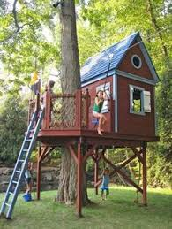 Simple Backyard Tree Houses by A Tree House A Fort Or Secret Hideout A Simple Easy Diy