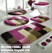 Memory Foam Bathroom Rug Set Bathroom Rug Sets Also With A Bathroom Rugs Also With A