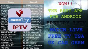 android apk code new code the best apk for android freetry iptv live free tv