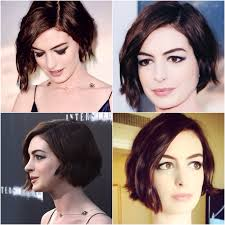 anne hathaway bob i whip my hair back and forth pinterest