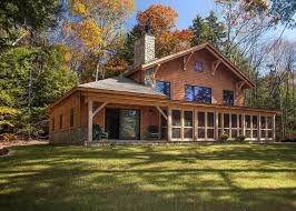a frame lake house plans architecture casual lakeside vacation home designs with the