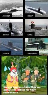 Funny Navy Memes - philippine submarine