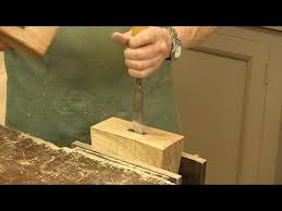 how to make a joiners mallet part 2 with paul sellers