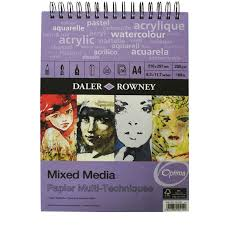 watercolour paper and drawing pads hobbycraft