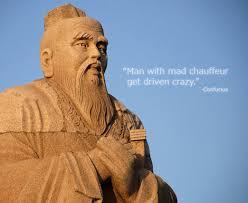 Confucius Says Meme - eastern wisdom