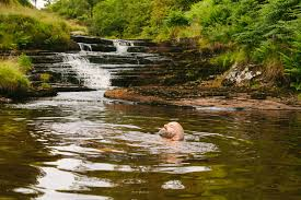 The best bike rides in wales and the borders for wild swimming