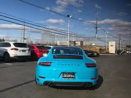 1990 porsche 911 blue dealer inventory 2017 porsche 911 c2s coupe 7 speed manual miami
