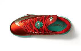 kd 6 christmas nike basketball 2013 christmas pack foot locker release