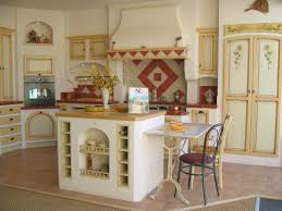 cuisine provencale avec ilot cuisine provencale avec ilot inspirations avec decoration