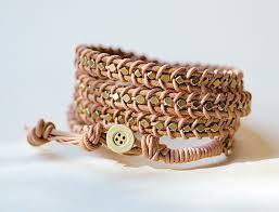 wrap bracelet tutorials images Leather wrap bracelet tutorial jpg