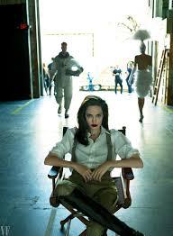 Vanity Fair Dubai Cover Story Angelina Jolie Solo Angelina Jolie Vanity Fair And