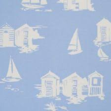 Thermal Lined Roman Blinds Beach Hut Blind Ebay
