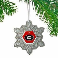 ncaa ornaments ebay