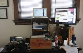 Desk On Craigslist Where And How Do Ars Staffers Work Our Computers Let Us Show You