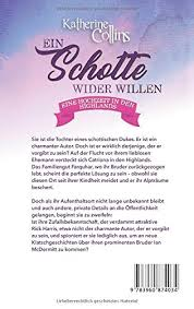 si e auto r er ein schotte wider willen liebesroman amazon co uk katherine
