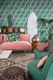 top 25 best tropical living rooms ideas on pinterest tropical can you tell we go bananas over the banana leaf print free standing banana leaf tropical styletropical designtropical decortropical
