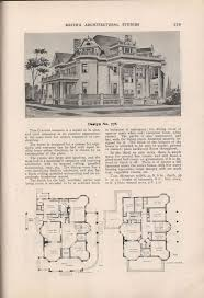 vintage home plans old west home and building plans pinterest