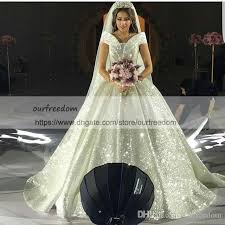 dh com wedding dresses yousef aljasmi 2018 sparkly sequins wedding dresses the