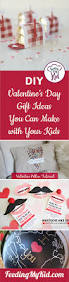 Homemade Valentine S Day Gifts For Him by Valentines Day Gift Ideas Make These With Your Kids