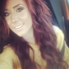 how chelsea houska dyed her hair so red 112 best chelsea houska images on pinterest teen mom hair