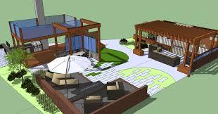 rooftop deck design rooftop deck design google search outdoor spaces pinterest
