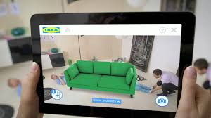 Ikea Catalogue 2017 Pdf Place Ikea Furniture In Your Home With Augmented Reality Youtube