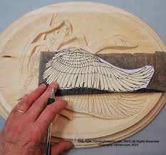 Wood Carving Ideas For Beginners by In Depth Free Online Relief Wood Carving Canada Goose Project By