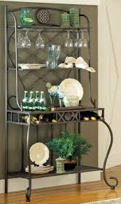 Storage Bakers Rack Best 25 Bakers Rack Kitchen Ideas On Pinterest Bakers Rack