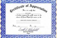 perfect attendance certificate free template the best and