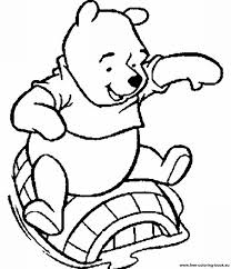 winnie the pooh coloring pages online coloring home