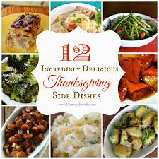 deliciously easy thanksgiving side dishes s bundle