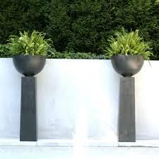 interior white planters cnatrainingdotcom com
