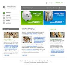 25 investment company website templates sixthlifesixthlife