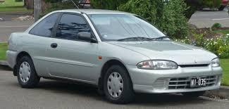 1996 mitsubishi colt 3 doors partsopen