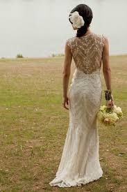 robe de mariã e dentelle dos pz c robe mariée