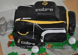golf cake pictures birthday cake ideas com