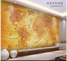 compare prices on world map wall mural online shopping buy low