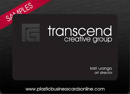 Networking Business Card Examples Plastic Business Card With Clear Logo Plastic Business Cards Online