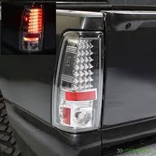 2006 gmc sierra tail lights for 03 06 chevy silverado twin halo led pro headlights bumper led
