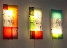 lighted pictures wall decor lighted wall art decor wall art decor ideas lighting unique