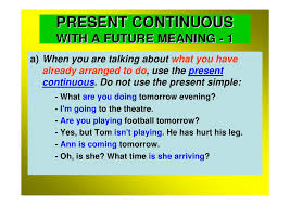 Gifts For Future In Present Continuous Future Teaching Future
