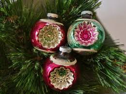 29 best vintage mercury glass ornaments images on