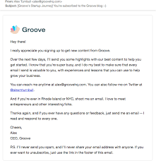 17 email scripts that have helped us grow our business for you to