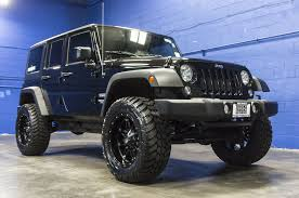 grey jeep rubicon lifted lifted 2016 jeep wrangler unlimited sport 4x4 northwest motorsport