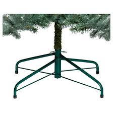 7ft unlit artificial tree blue green balsam fir