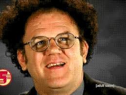 Steve Brule Meme - dr steve brule goes from smiles to serious faces