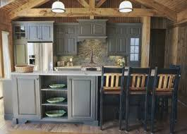 Cabin Kitchen Cabinets 120 Best Kitchen Images On Pinterest Kitchen Ideas Kitchen Redo