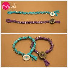 diy bracelet with thread images Diy bracelets in bonbons jpg