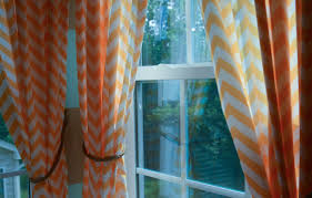 Nursery Curtain Panels by Curtains Mustard Yellow Ikat Curtains Yellow Chevron Curtains